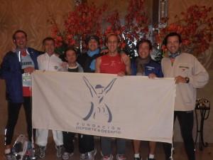 Equipo Runner Solidarios 1